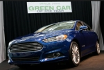 The Ford Fusion was the winner of the 2013 Green Car of the Year Award.