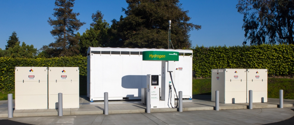 Honda Next Generation Hydrogen Station