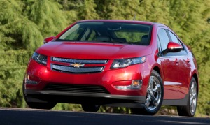 2014 Chevrolet Volt-