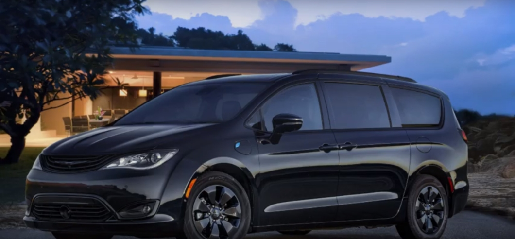 2019ChryslerPacificaHybrid